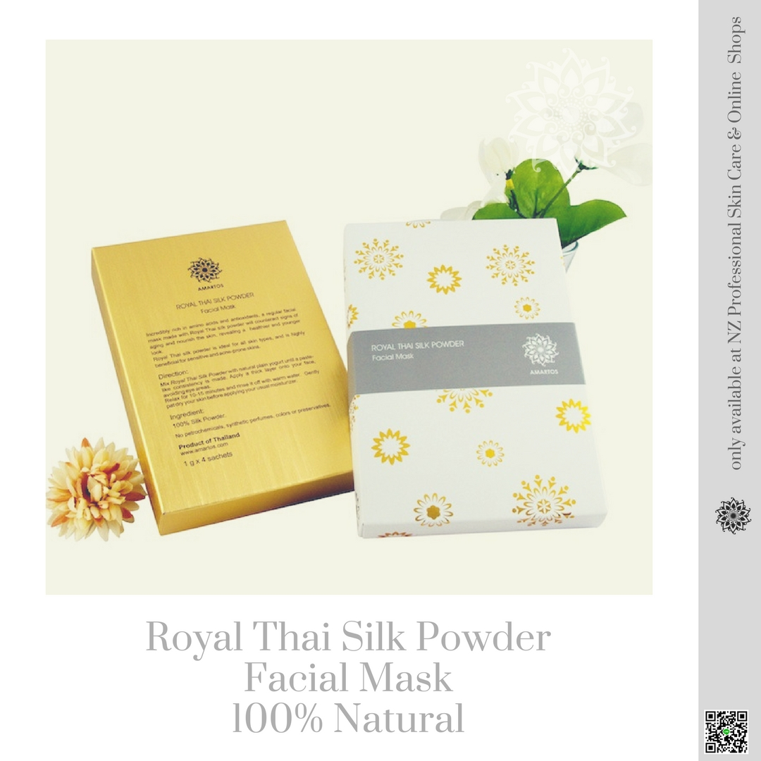 ROYAL THAI SILK POWDER FACIAL MASK
